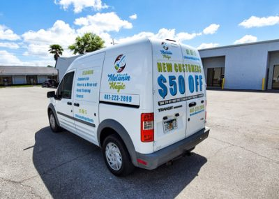 Melanin and Magic Full Vehicle Wraps by Visual Signs in Orlando, FL