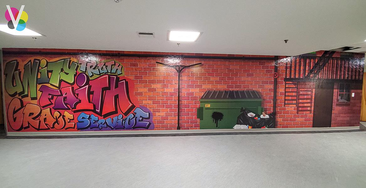 Modern Custom Wall Decals by Visual Signs in Orlando, FL