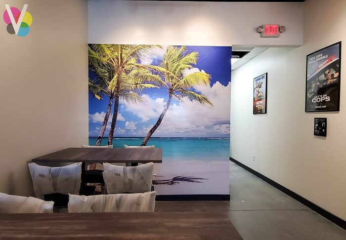 Custom Wall Graphics for Office in Orlando, FL