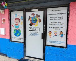 Exterior Window Decals for Kids Program in Orlando, FL